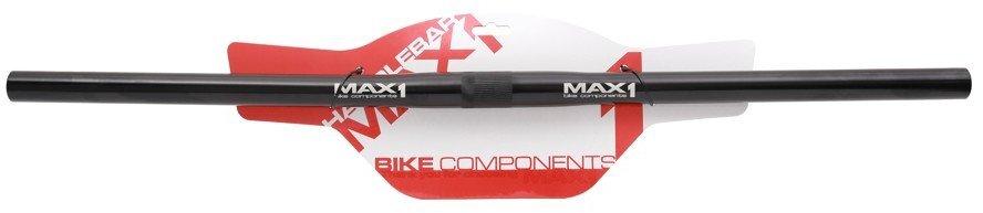 řidítka MAX1 MTB 25.4/660mm černé Al