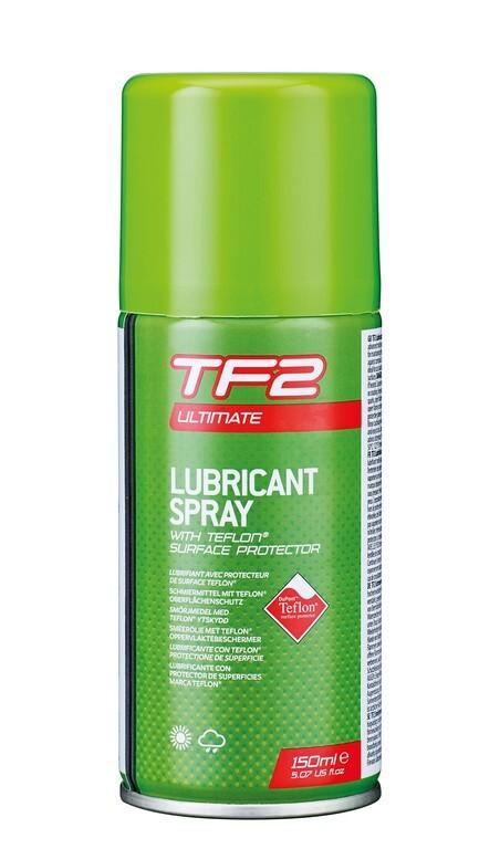 mazivo - olej TF2 ULTIMATE teflon na řetěz 150ml