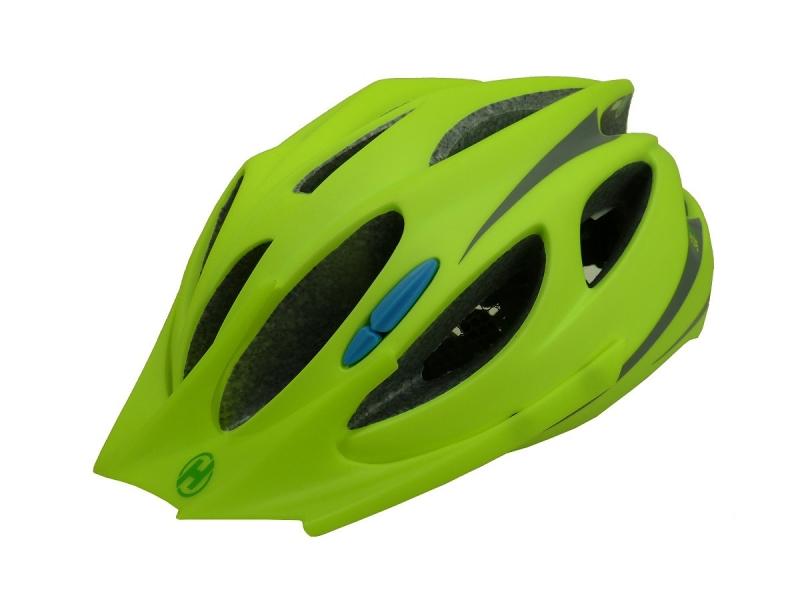 přilba HAVEN Ergon Eco žluto-zelená S/M