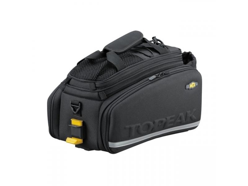 brašna TOPEAK MTX TRUNK Bag DXP na nosič, s bočnicemi