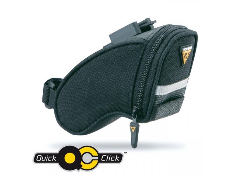 brašna TOPEAK Aero Wedge Pack Mikro QC podsedlová
