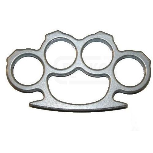 Boxer na ruku - stříbrný