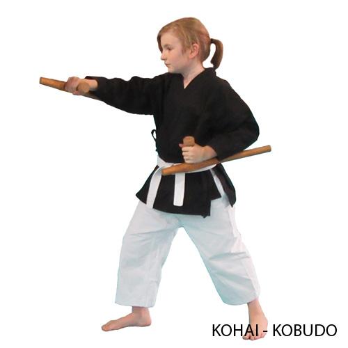 Kimono - Kohai JUNIOR - KOBUDO výška postavy 150 -180 cm