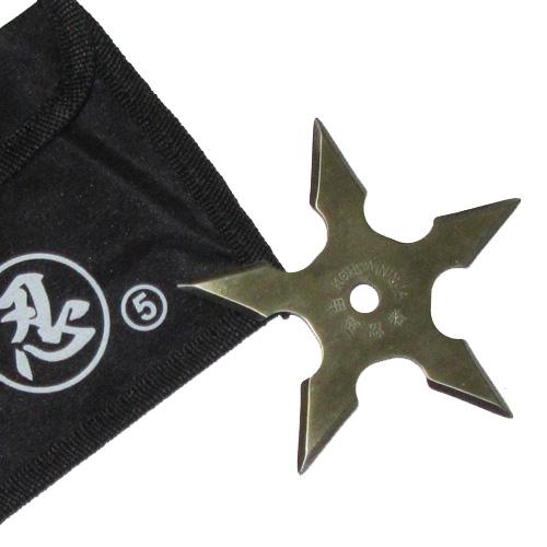 Hvězdice Shuriken Ninja 5