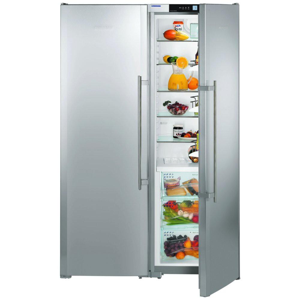 americká lednice Liebherr SBSes 7253 Premium