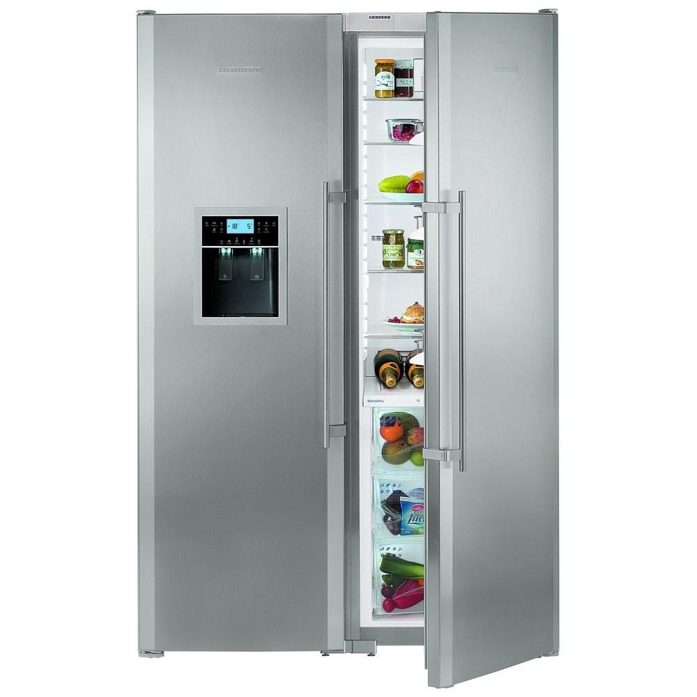 americká lednice Liebherr SBSes 7273 Premium