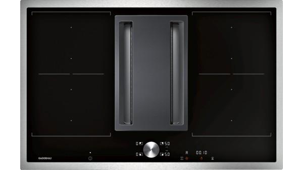 Indukční varná deska s integrovaným odsáváním Gaggenau CV282110