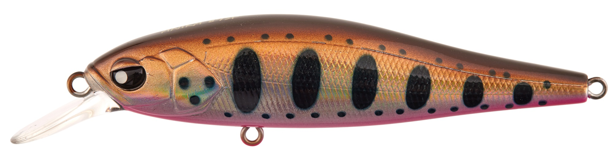 Lucky John wobler Pro Series Anira 69SP barva 105