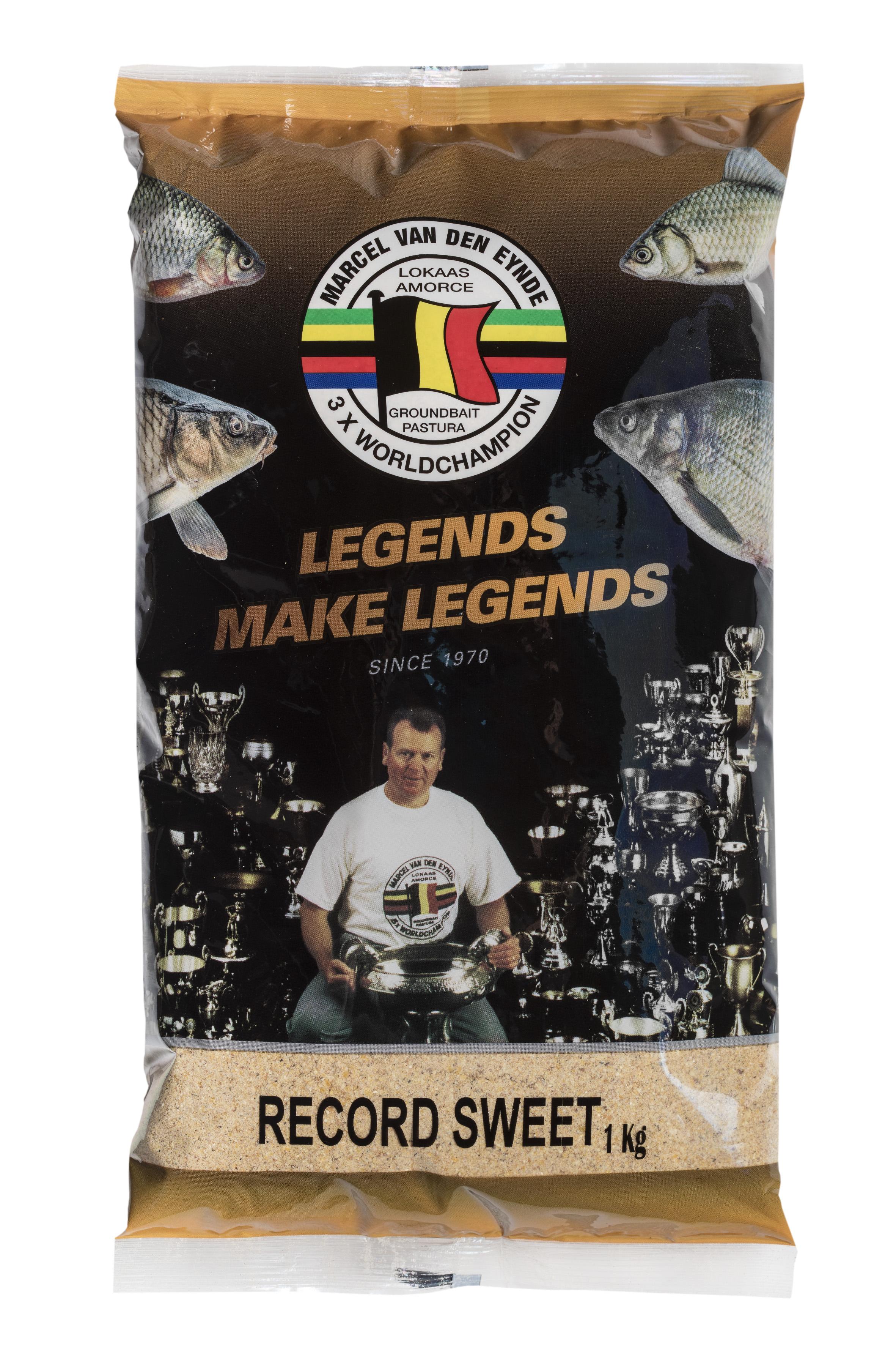 MVDE Vnadící směs Record Sweet 1kg
