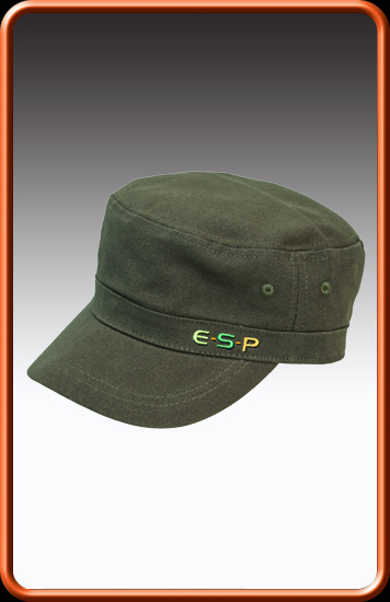 ESP kšiltovka Military Cap Olive Green