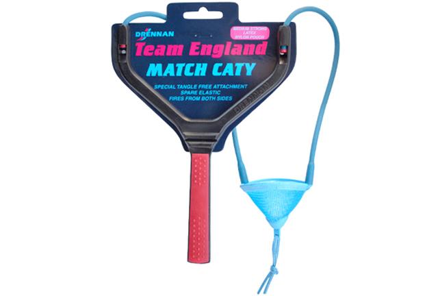Drennan prak Team England Match Caty Medium Soft Mesh Pouch
