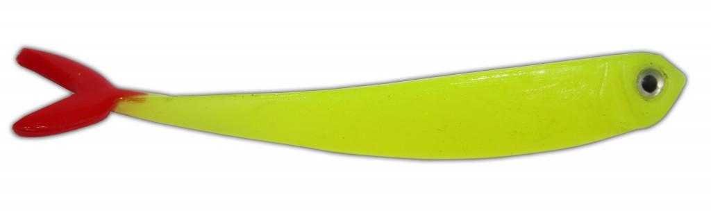 LK Baits Smáček 8,9 cm Green/Red