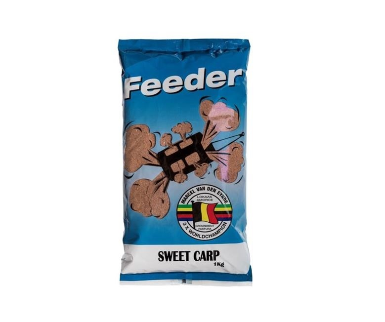 MVDE Feeder Sweet Carp 1kg